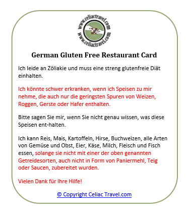 GF German Card
